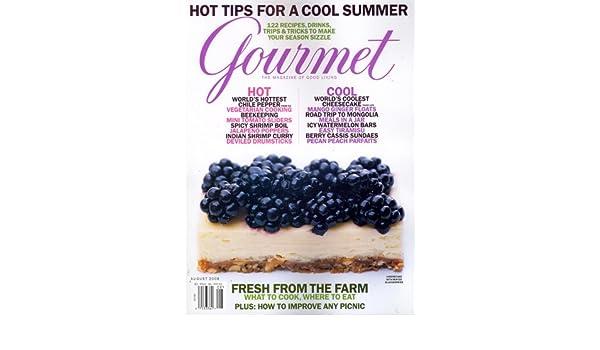 Gourmet Magazine ecb8ae9b41