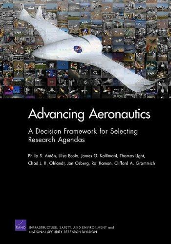 Advancing Aeronautics: A Decision Framework for Selecting Research Agendas