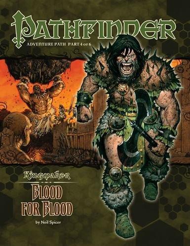 Download Pathfinder Adventure Path: Kingmaker Part 4 - Blood for Blood pdf epub