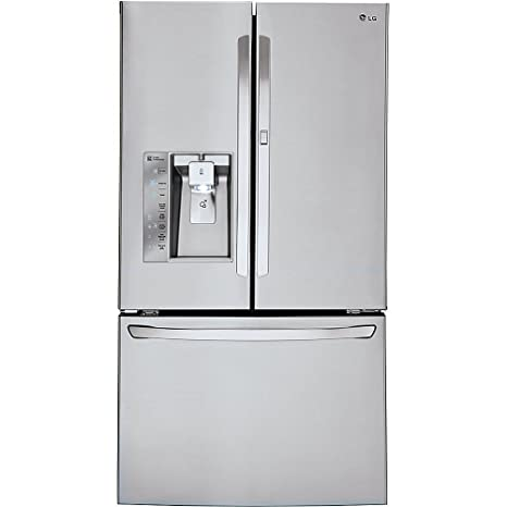 Superieur LG LFXS30766S 36u0026quot; French Door Refrigerator With 30 Cu. Ft. Capacity In  Stainless