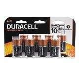 Duracell Coppertop Alkaline C Batteries - 8 Count Doublewide