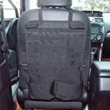 Car Seat Back Organizer with Gun Rack Feature