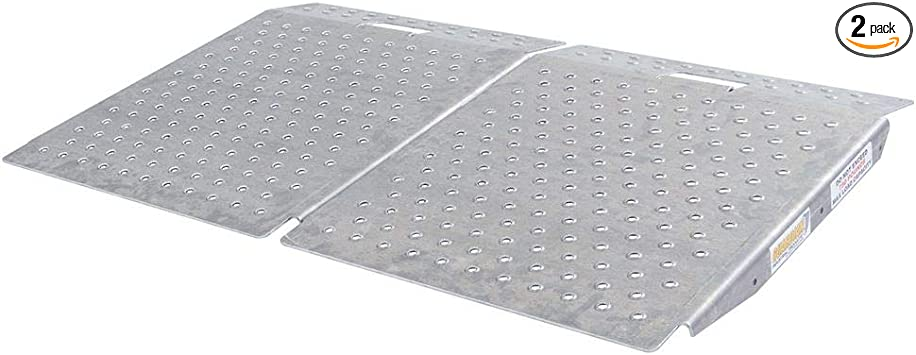 Guardian SR-01-24-24-P-TS6 Shed Ramp with Punch Plate Surface OPEN BOX
