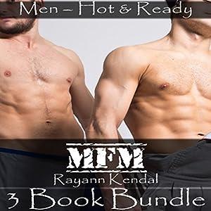 MFM/MMF Menage: 3 Book Bundle, Volume 2 Audiobook