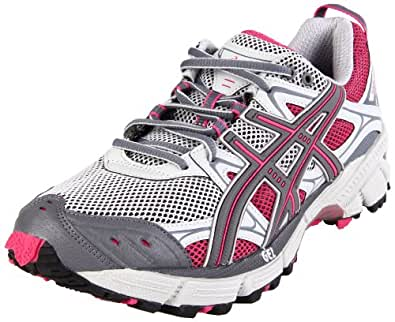 ASICS Women's Gel-Kahana 5 Running Shoe,Dark Grey/Charcoal/Pink,10.5 M US