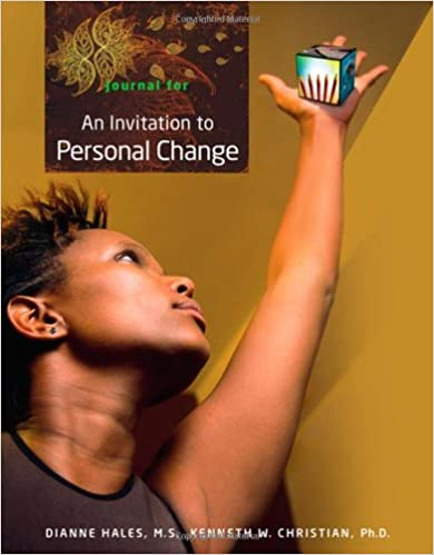Book Journal for Hales/Christian's an Invitation to Personal Change