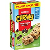 Quaker Chewy Granola Bar, Chocolate Chip,0.84 Ounce