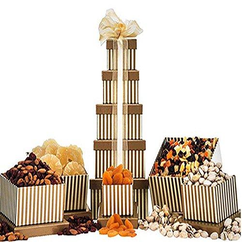 Dry Fruit & Nut Tower