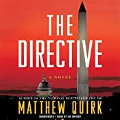 The Directive: Mike Ford, Book 2 | Matthew Quirk