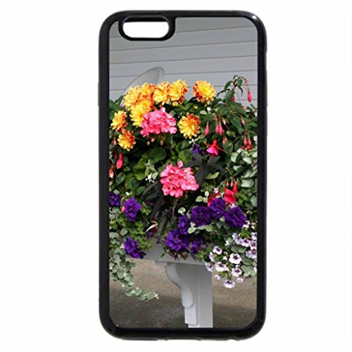 iPhone 6S / iPhone 6 Case (Black) A huge bouquet