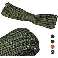 MKJYDM Elektrisches Seil des Kletterseils das Rettungsseilrettungsseil des Rettungsseils lebensrettend rettet Seil Klettern Color : A, Size : 5m