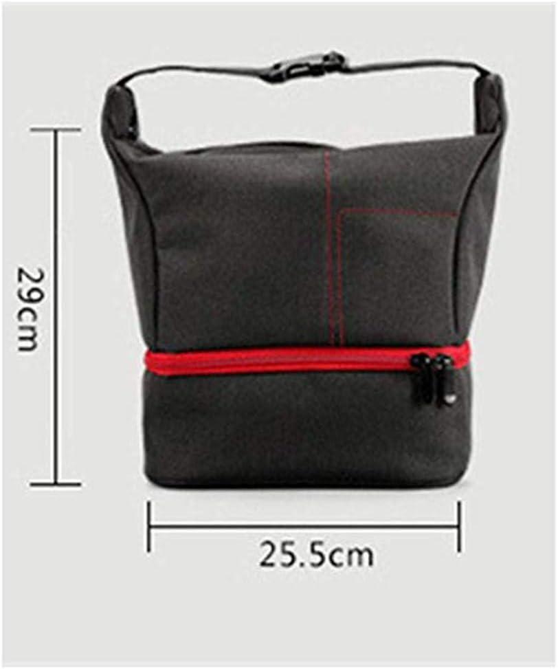 SHZJZ-BP Photography Package Camera Equipment Storage Bag Shoulder Diagonal Waterproof Suitable for Nikon SLR Camera Bag Take It on A Long Journey
