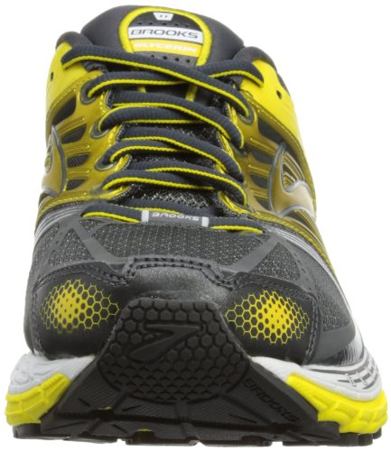 Browar Timing Systems Glycerin 11 - Zapatillas de running Hombre Gris/Amarillo