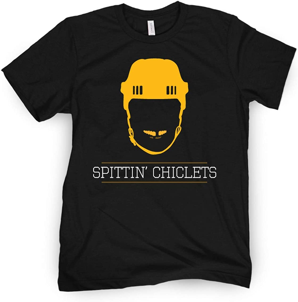 Barstool Sports Spittin Chiclets T-Shirt from, Perfect for Tailgating College Fraternities Weekend Sports