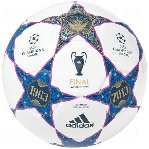 Adidas Finale Wembley Capitanoトレーニングボール4 B00BO7QGVA
