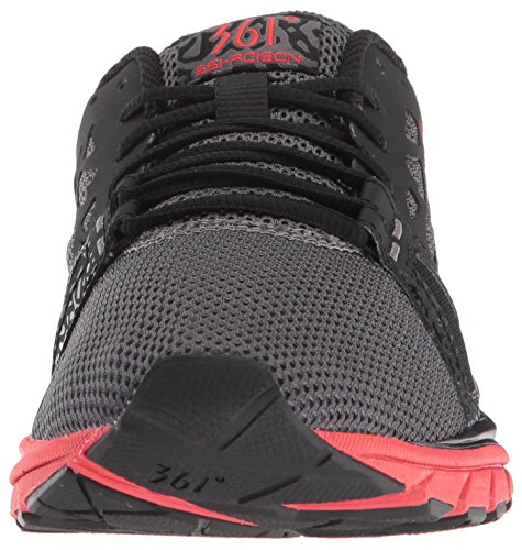Shoe Men Running 361 0831 Poision Castlerock 361 Risk Red dZqnIfOw