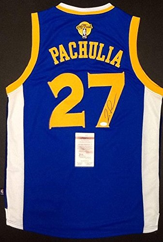 2d82ae4d972 Zaza Pachulia Autographed Jersey - Size XL WITNESSED - JSA Certified -  Autographed NBA Jerseys