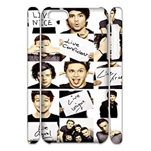 One Direction Custom 3D Cover Case for Iphone 5C,diy phone case ygtg-333560
