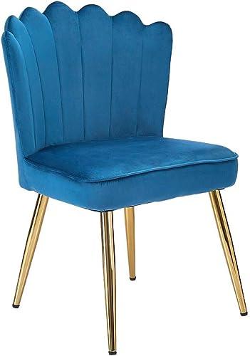 CangLong Velvet Accent Chair