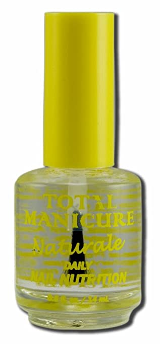 Amazon.com : Earthly Delights - Natural Nail Nutrition - Total ...