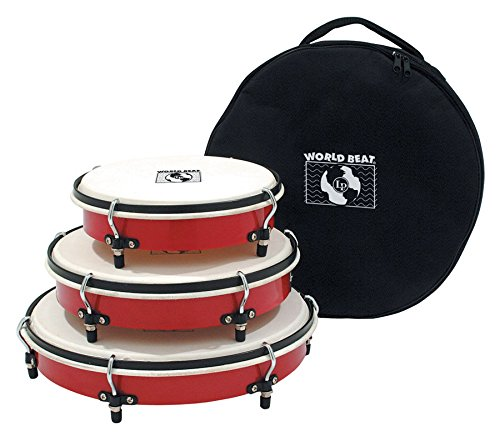 Rosewood Handsome Frame (LP World Beat Plenera Drums - Set of 3)