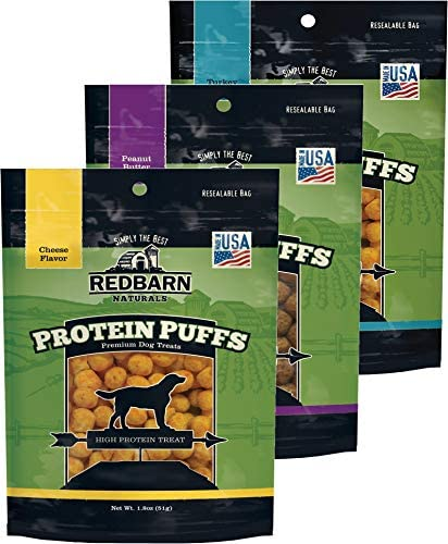 Redbarn Pet Products Protein Puffs Dry-Pet-Food