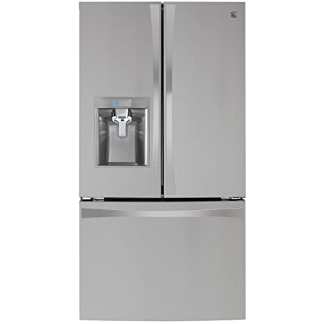 amazon com kenmore elite 74025 29 8 cu ft french door bottom rh amazon com Kenmore Range Manual Kenmore Ultra Wash Manual