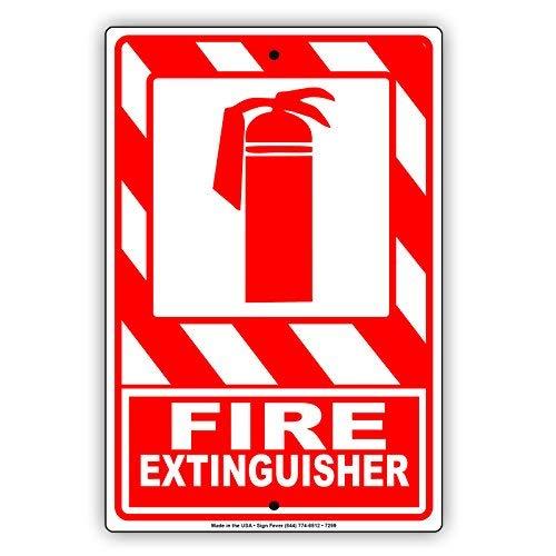 UrisdfMeg extintor de Incendios Herramienta de Emergencia ...
