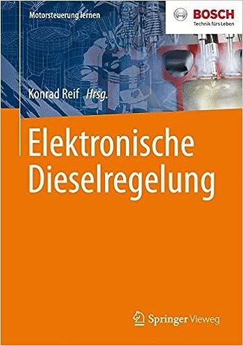 Elektronische Dieselregelung (Motorsteuerung lernen): Amazon.de ...