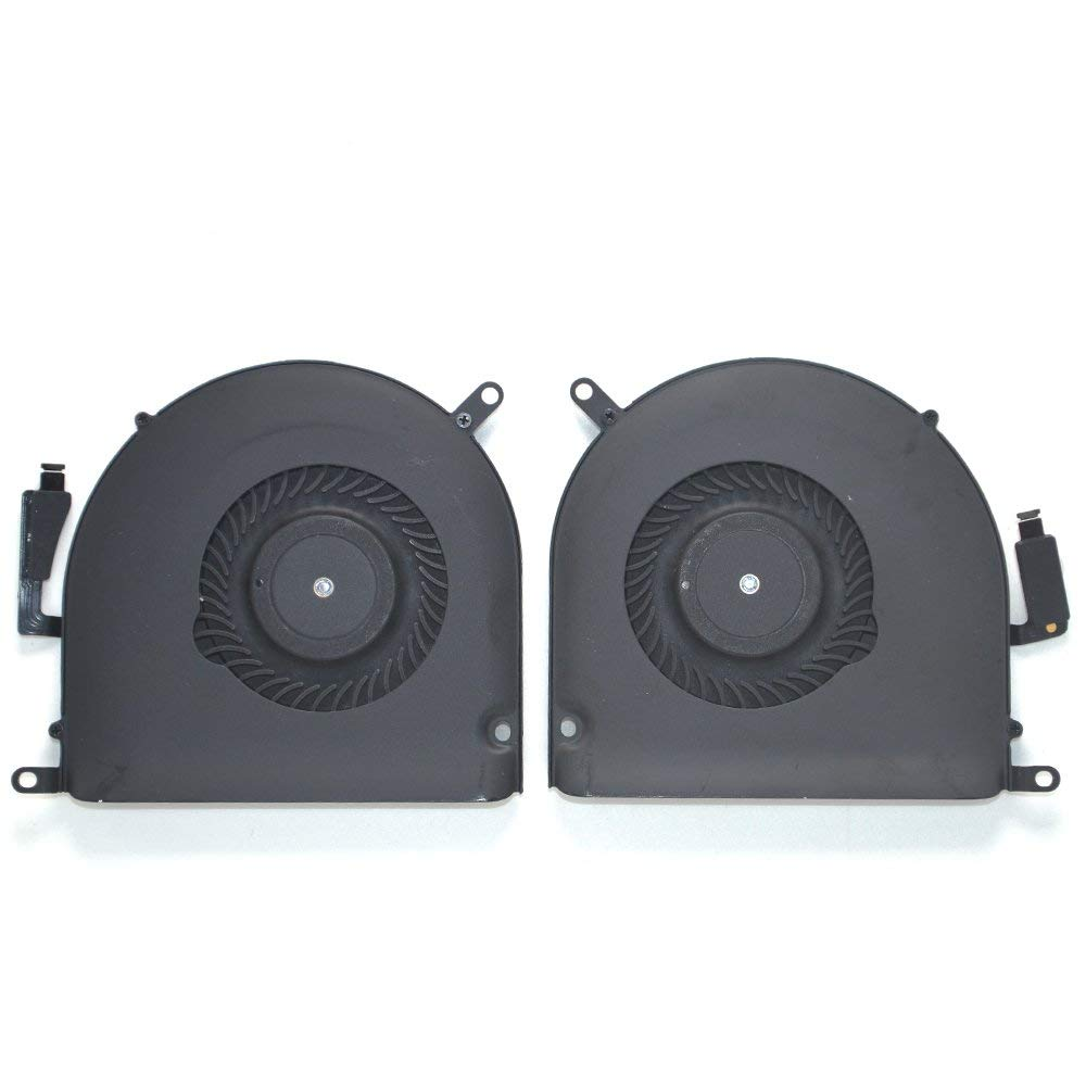 Cooler Izquierda Y Derecha Set Para Macbook Pro 15 Retina A1398 2013 2014 2015 Series  Para Part Number Kdb06105hca03ael