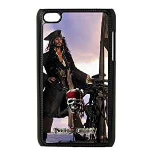 Ipod Touch 4 Phone Cases Pirates of the Caribbean Case Cover ER2951406