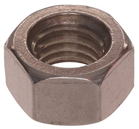 The Hillman Group 4051 M16-2.00 Metric Stainless Steel Hex Nut 3-Pack