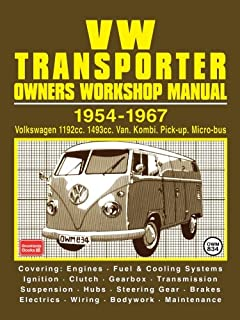 How to modify volkswagen bus suspension brakes chassis for high vw transporter owners workshop manual 1954 1967 fandeluxe Image collections
