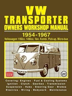 vw transporter workshop manual 1950 1962 type 2 volkswagen vw transporter owners workshop manual 1954 1967 part no owm834 workshop manual vw