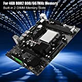 Tangxi Desktop Computer Motherboard,DDR2