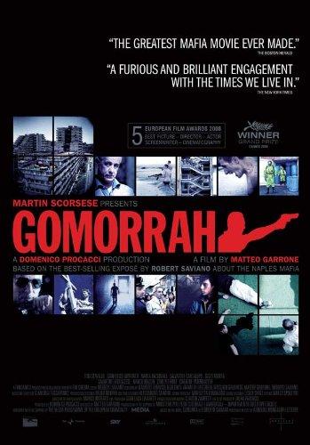 Gomorra Movie Poster (27 x 40 Inches - 69cm x 102cm) (2008) Canadian -(Salvatore Abruzzese)(Simone Sacchettino)(Salvatore Ruocco)(Vincenzo Fabricino)(Vincenzo Altamura) from MG Poster