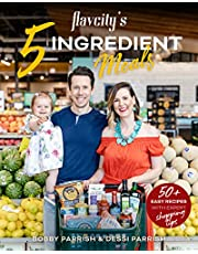 Semi-Homemade Five Ingredient Meals: 50 Easy & Tasty Recipes Using the Best Ingredients from the Grocery Store
