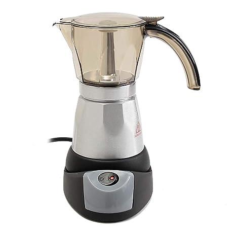 Laihy Mini Máquina De Café para El Hogar Máquina De Café Eléctrica Automática Cafetera 6 Tazas