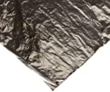 Bagcraft Papercon 300815 Foil/Paper Honeycomb Insulated Wrap, 14'' Length x 10-1/2'' Width, Silver (4 Packs of 500)
