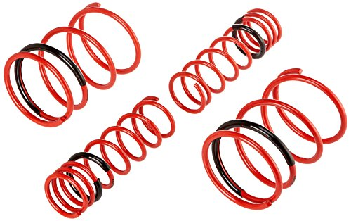 Tanabe TGF070 GF210 Lowering Spring with Lowering Height 1.5/1.0 for 1989-1994 Nissan 240SX S13 exc Convertible ()