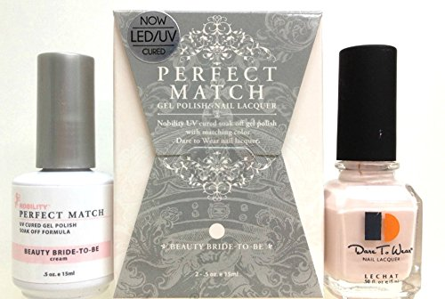 Amazon Com Lechat Perfect Match Dual Set Gel Polish