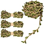 Juvale-Jute-Burlap-Vine-Twine-with-Artificial-Leaves-Garland-for-DIY-Crafts-and-Decor-4-Rolls