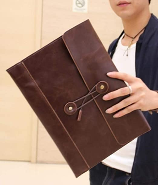 Heng Leather Multifunction Office Documents Bags A4 paper