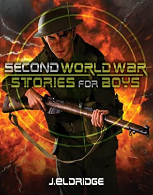 book cover of Second World War Stories for Boys