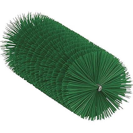 Polyester Green 2-25//64 x 7-7//8 OAL 2-25//64 x 7-7//8 OAL Vikan 53562 Tube Brush