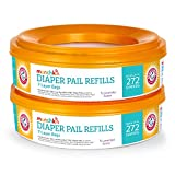 Munchkin Arm and Hammer Diaper Pail Refill Rings, 544 Count