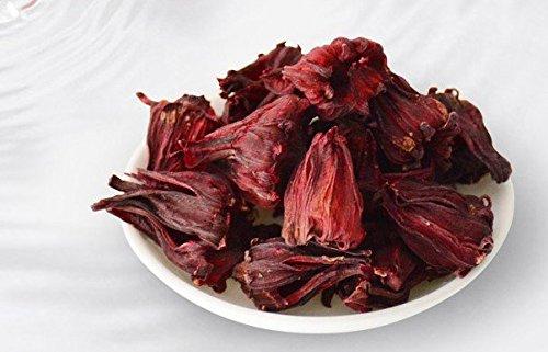 45g WUYUTAI Healthy 100% Organic Dried Hibiscus Flower Roselle Buds Chinese Herbal Tea by WUYUTAI
