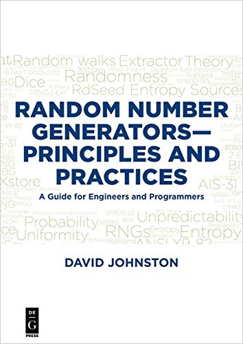 Random Number Generators—principles and Practices: A Guide for Engineers and Programmers - Number Generators