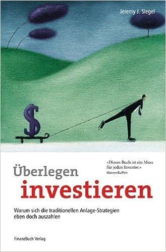 Überlegen Investieren