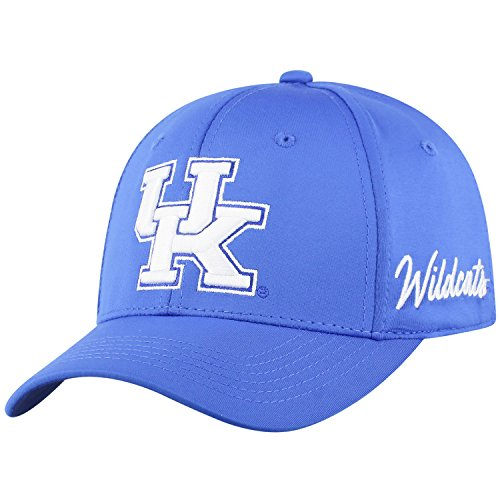 - Top of the World Kentucky Wildcats Phenom Memory Fit 1Fit Hat